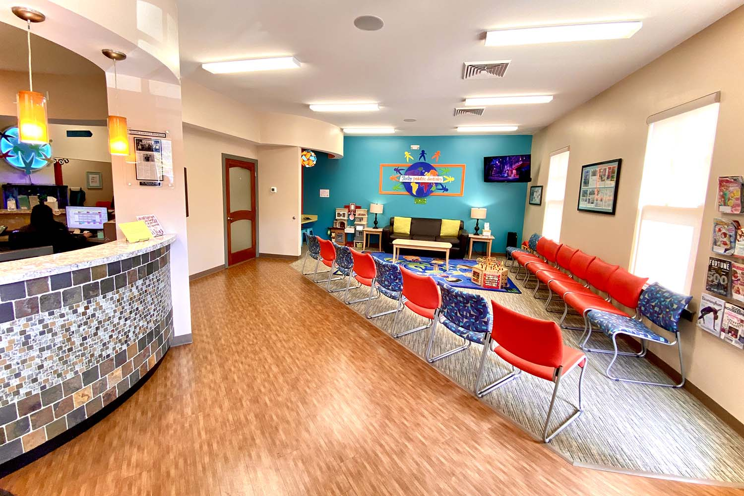 Dental care for kids Shelby Pediatric Dentist Birmingham AL Homepage Office 10